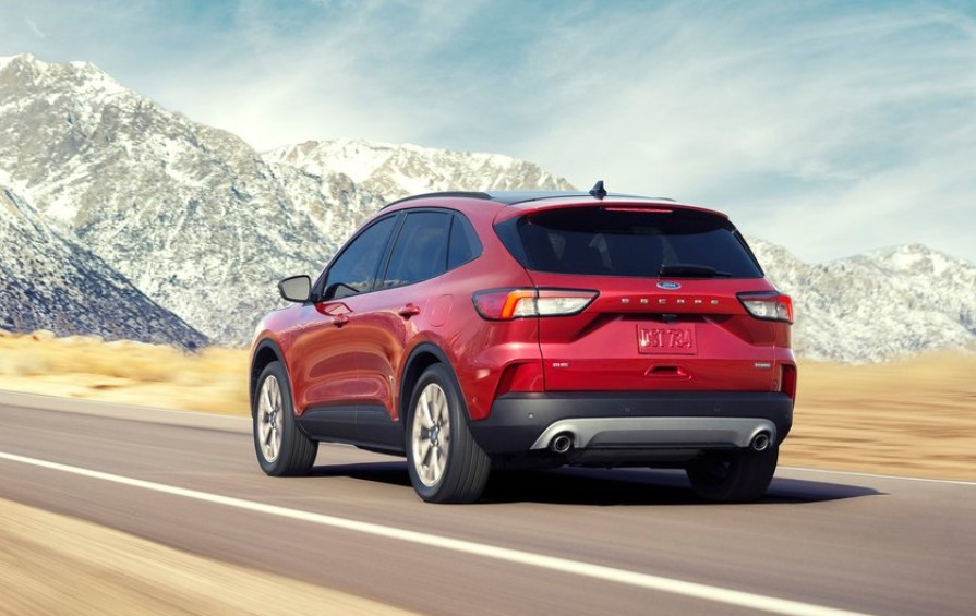 2020 Ford Escape Canada