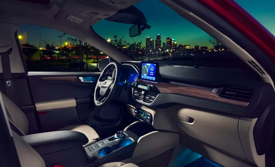 2020 Ford Escape Australia interior 2020 Ford Escape Titanium Colors, Release Date, Redesign, Interior