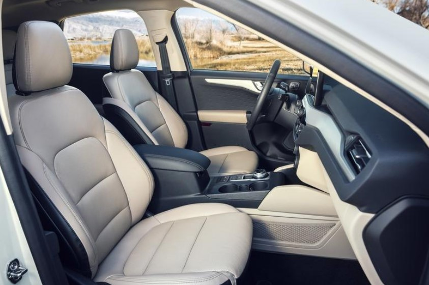 2020 Ford Escape MPG interior 2020 Ford Escape Prototype Colors, Release Date, Interior, Changes
