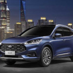 2020 Ford Escape Plug-In Hybrid changes