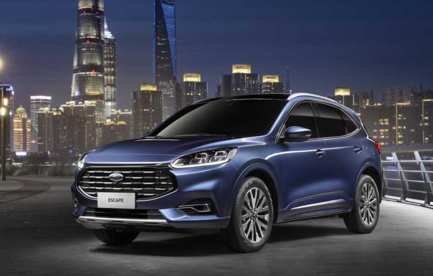 2020 Ford Kuga Plug-In Hybrid Is Coming Next Spring >> 2020 Ford Escape Plug In Hybrid Colors Release Date Interior