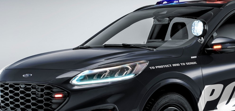 ford escape police interceptor release date review concept  ford