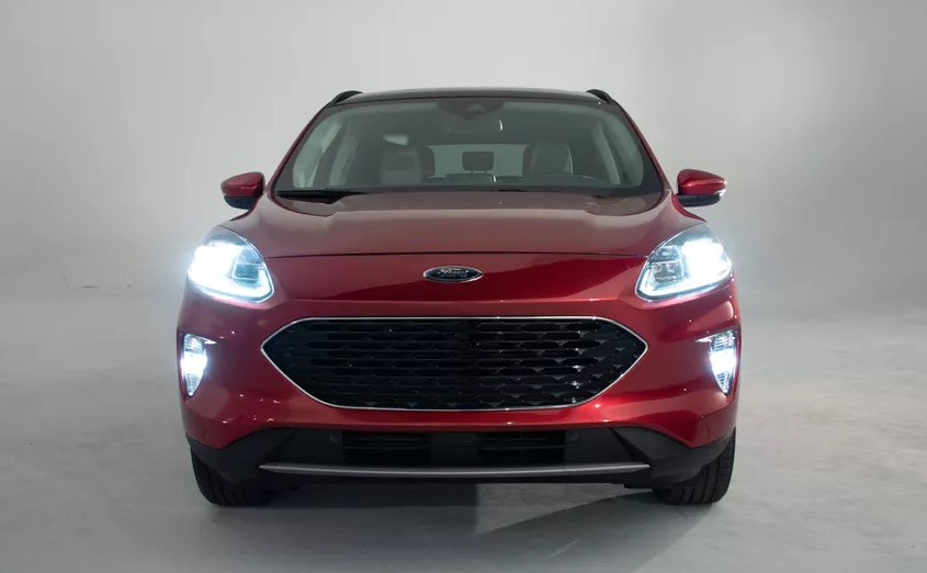 2020 Ford Escape RS release date