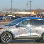 2020 Ford Escape Spy Shots