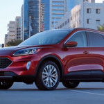 2020 Ford Escape Towing Capacity