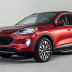 2020 Ford Escape Police Interceptor