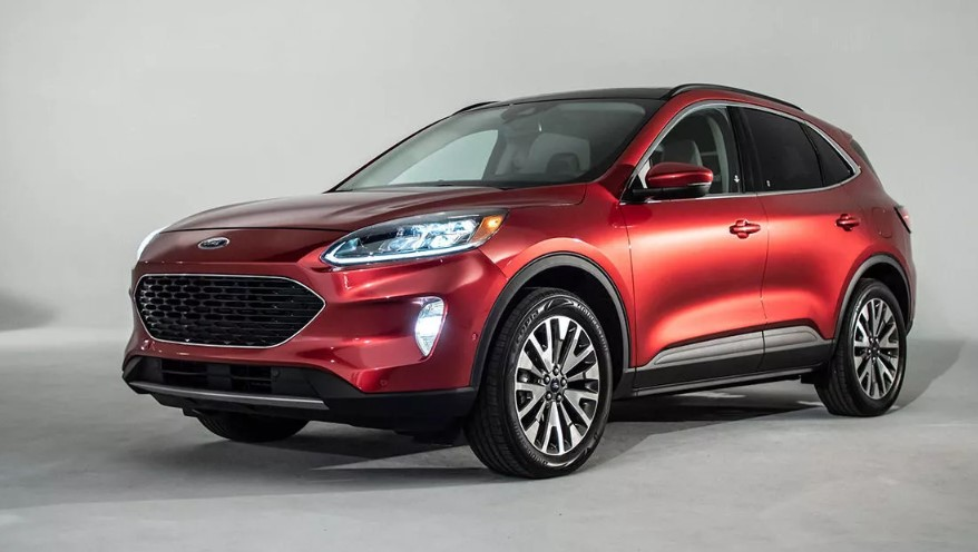 2020 Ford Escape 1.5 EcoBoost