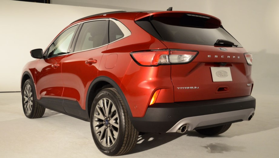 2020 Ford Escape changes 1 2020 Ford Escape Titanium Colors, Release Date, Redesign, Interior