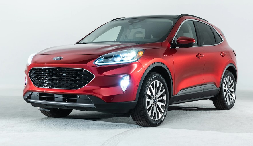 Ford Escape 2020 Mexico release date