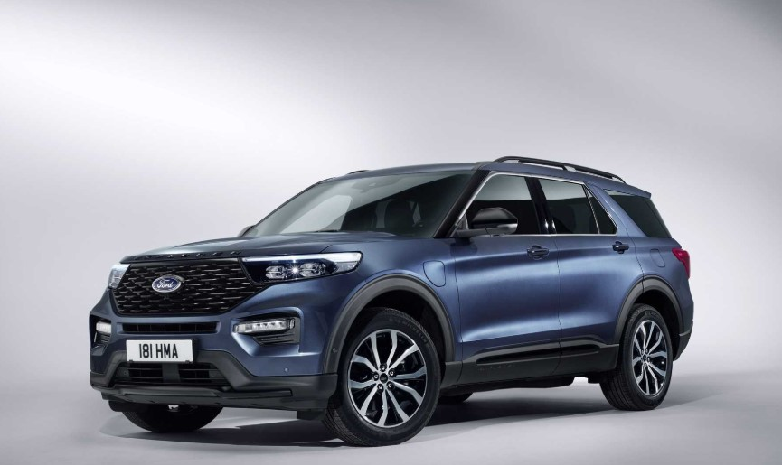 2020 Ford Explorer Plug-in Hybrid release date