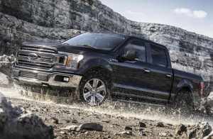 2020 Ford F-150 4x4 concept
