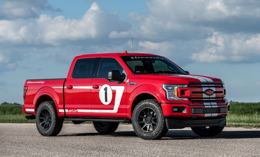 2020 Ford F-150 Heritage Edition Hennessey price