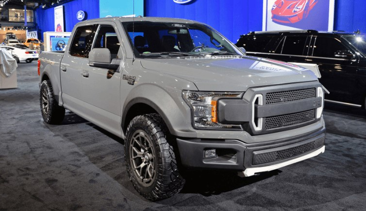 2020 Ford F-150 Hybrid changes