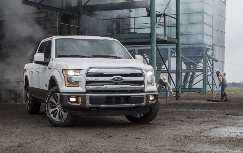 2020 Ford F-150 King Ranch changes