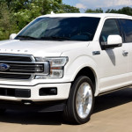 2020 Ford F 150 Limited changes