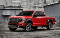 2020 Ford F-150 RTR concept