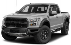 2020 Ford F-150 Raptor SuperCab changes