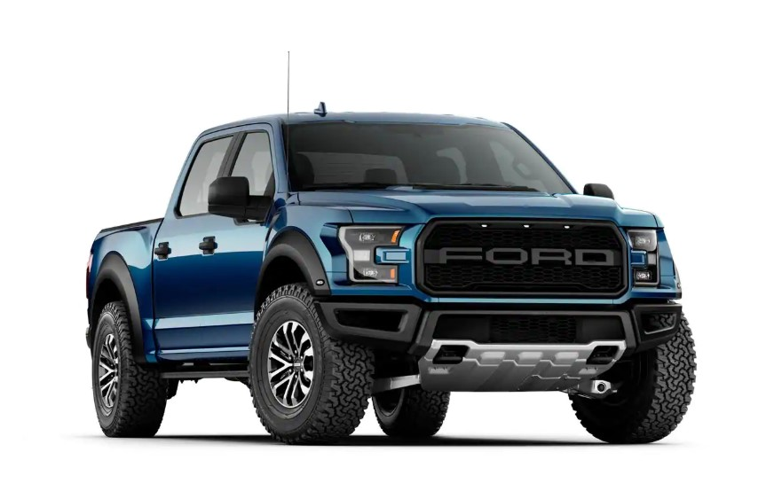 2020 Ford F-150 Raptor 7.0L changes