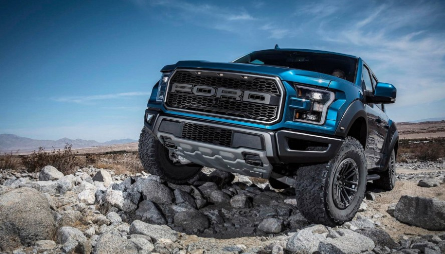 2020 Ford F-150 Raptor changes