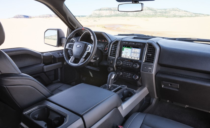 2020 Ford F 150 Raptor interior 2020 Ford F 150 Raptor 7.0L Specs, Release Date, Interior, Changes