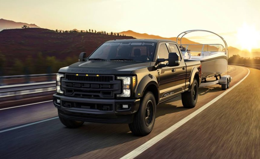2020 Ford F-150 Roush Super Duty design
