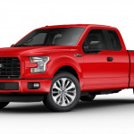 2020 Ford F-150 STX release date