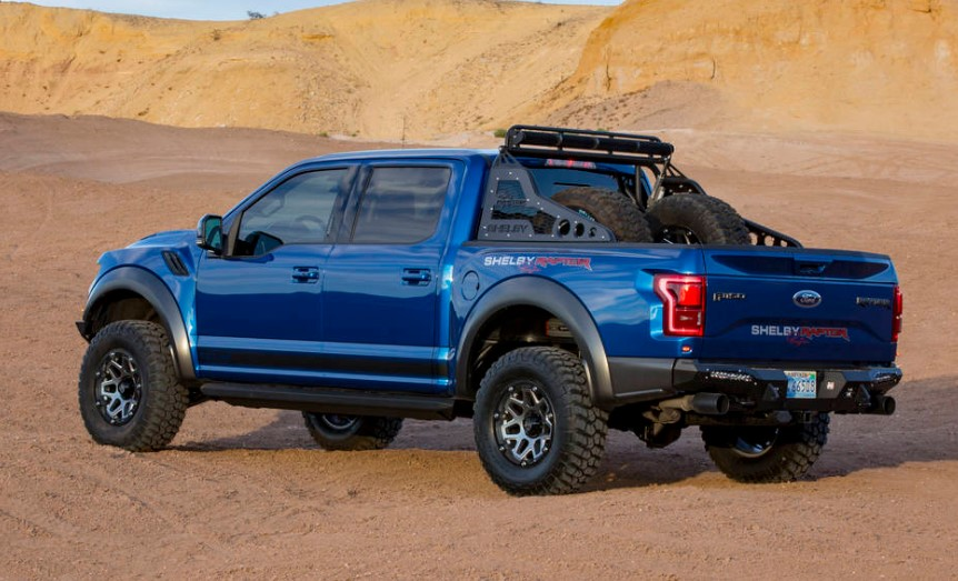 2020 Ford F-150 Shelby concept