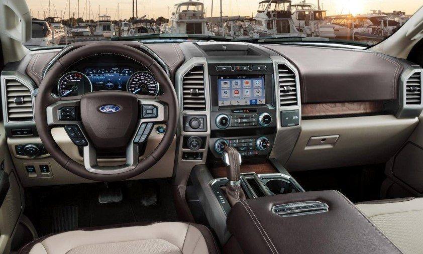 2020 Ford F 150 Supercrew Cab interior 2020 Ford F 150 Supercrew Cab Colors, Release Date, Interior, Redesign