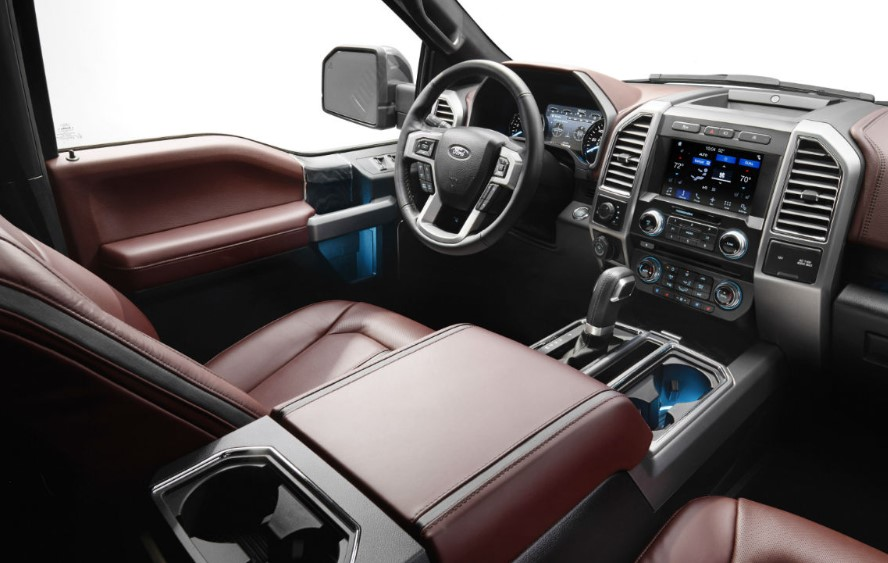 2020 Ford F 150 XLT interior 2020 Ford F 150 XLT Colors, Release Date, Interior, Changes, Price