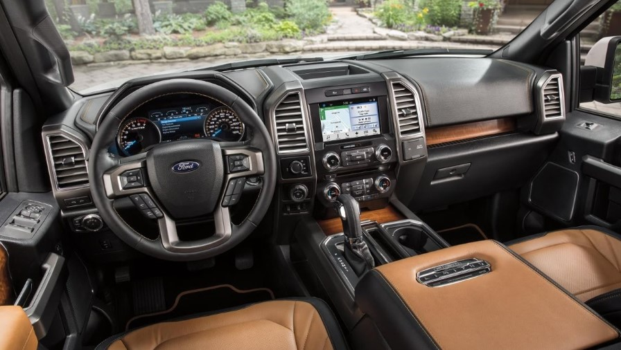 2020 Ford F150 Fx4 interior 2020 Ford F 150 FX4 Colors, Release Date, Interior, Changes