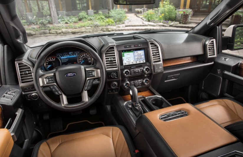 2020 Ford F150 Powerstroke interior 2020 Ford F 150 Powerstroke Colors, Redesign, Release Date, Interior, Price