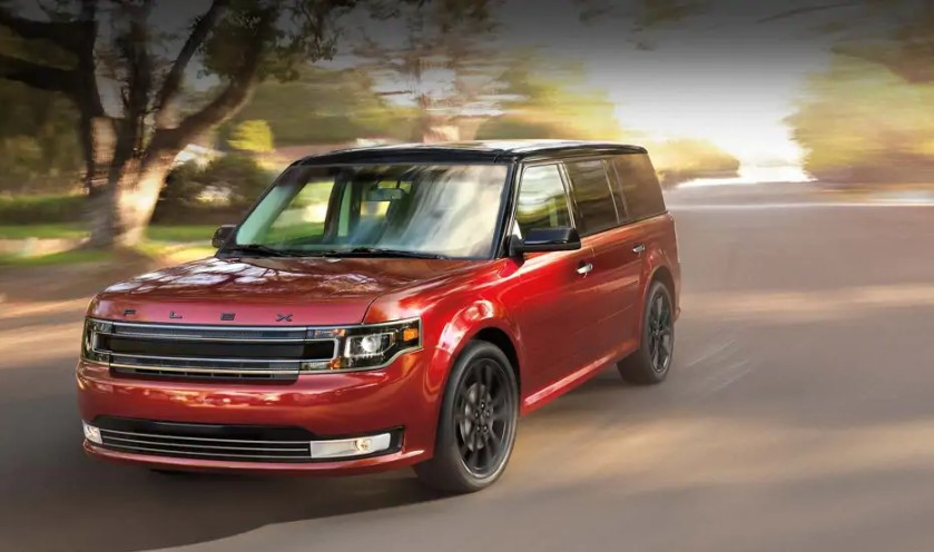 2020 Ford Flex Ecoboost concept 2020 Ford Flex Ecoboost Colors, Price, Release Date, Redesign, Interior
