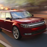2020 Ford Flex SEL redesign