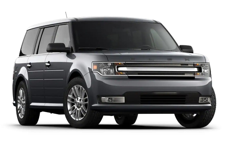 2020 Ford Flex SEL release date
