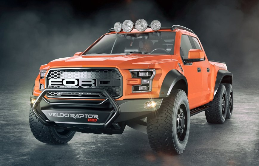 2020 Ford Hennessey VelociRaptor 6x6 changes 2020 Ford Hennessey VelociRaptor Australia Release Date, Concept, Review