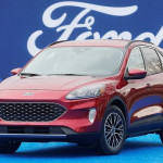 2020 Ford Escape 2.0 EcoBoost