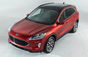 Ford Escape SUV 2020 release date