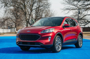 2020 Ford Escape SE Sport