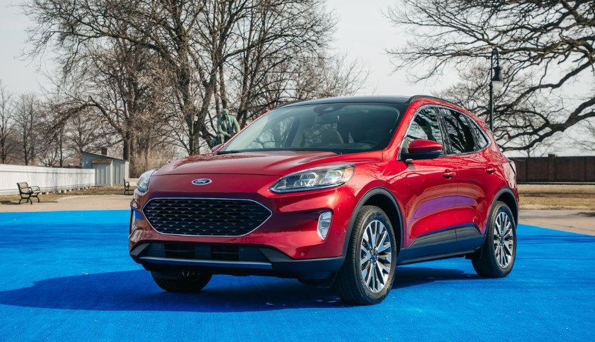 When Will 2020 Ford Escape Be Available 2020 Ford Escape SE Sport Colors, Release Date, Changes, Interior