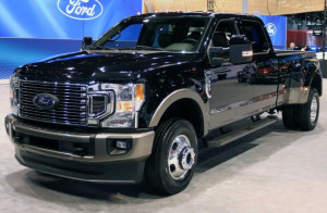 2020 F-350 Super Duty Lariat changes