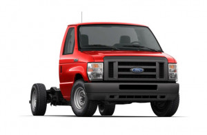 2020 Ford E-Series Cutaway changes