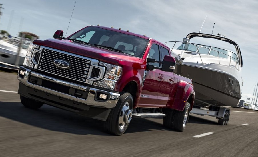 2020 Ford F 250 Crew Cab changes 2020 Ford F 250 Powerstroke Colors, Release Date, Changes, Engine
