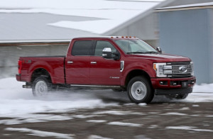 2020 Ford F-250 Crew Cab release date