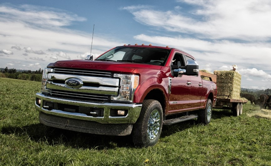 2020 Ford F-250 Diesel release date