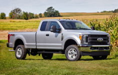 2020 Ford F-250 Extended Cab Cab release date