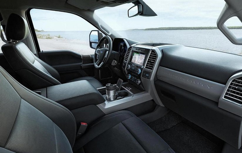 2020 Ford F 250 Extented Cab interior 2020 Ford F 250 Extended Cab Colors, Release Date, Interior, Changes