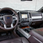 2020 Ford F 250 King Ranch interior 150x150 2020 Ford F 250 King Ranch Colors, Release Date, Interior, Changes, Price