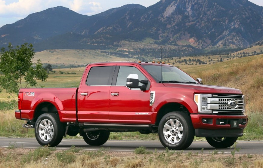 2020 Ford F-250 King Ranch new
