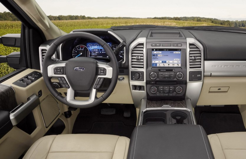 2020 Ford F 250 Lariat interior 2020 Ford F 250 Crew Cab Colors, Release Date, Interior, Changes, Price
