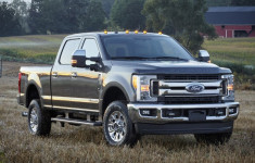 2020 Ford F-250 Lariat release date